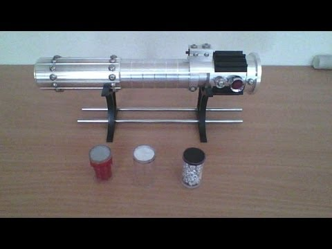 3x Custom Blade Plug made by Lightsaber Test