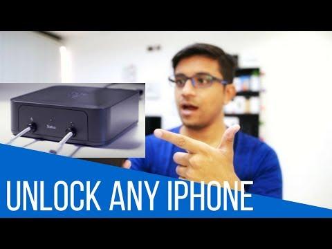 This Box Unlocks any Apple iPhone