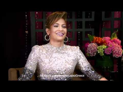 Jennifer Lopez Talks Working With Beau - E! Online
