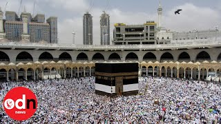 Nearly Two Million Muslims Descend on Mecca for Hajj Pilgrimage
