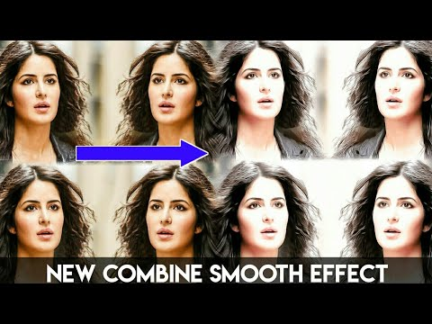 New Combine Smooth Effect Like Photoshop cc/cs6 || Android || Rahul Creations