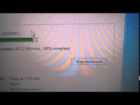 Windows 8 Updates Not Installing