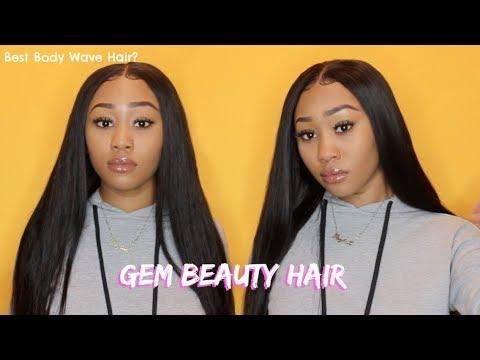 Best Body Wave Hair on AliExpress!! Gem Beauty Brazilian Body Wave Initial Review