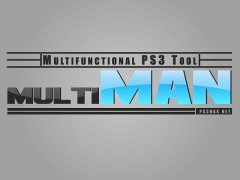 [PS3/CFW] Install the newest Multiman 4.66.06 CEX/DEX + Download