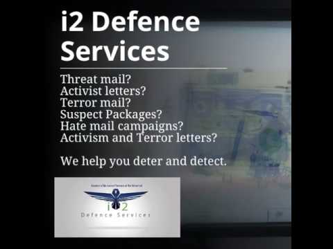 i2 Defence Services suspect package training.