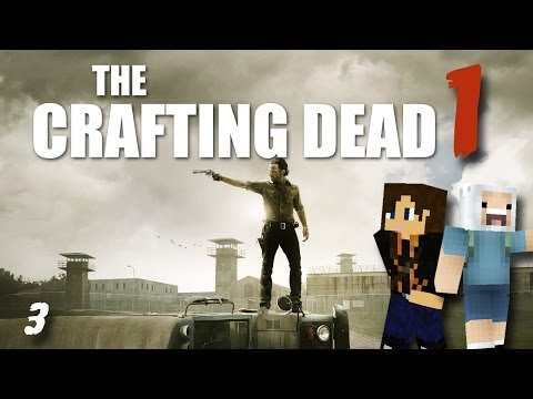 WORST COMPANION EVER! - STACYPLAYS THE CRAFTING DEAD (EP.3)