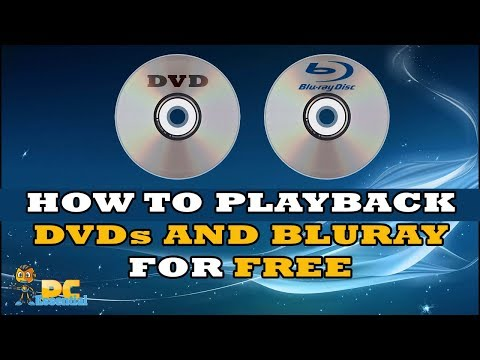 How to Play DVDs and Blu-ray on Windows 10 for free