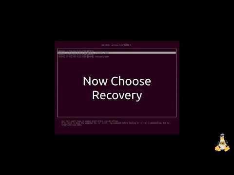 Ubuntu 12.04, 14.04, 16.04 - Forgot Login Password? Change