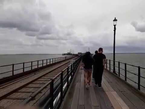 Southend Pier Rail