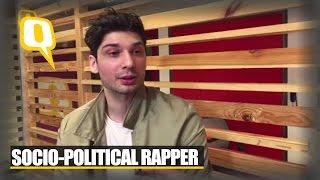 The Quint: Rapper KRSNA In Da House