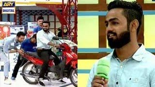 Super Power ( Scooty ) winner in Jeeto Pakistan - 14th May 2017