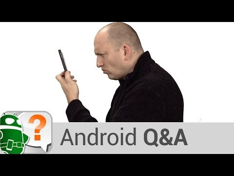 Galaxy S5 & HTC M8 rumors, Slow Nexus 4 KitKat updates, avoiding broken displays - Android Q&A!
