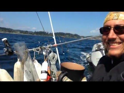 Sailing Maiweh: Liveaboard Off Vancouver Island