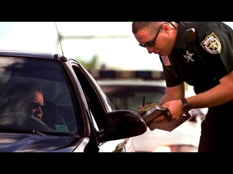 How to Get Out of a Traffic Ticket