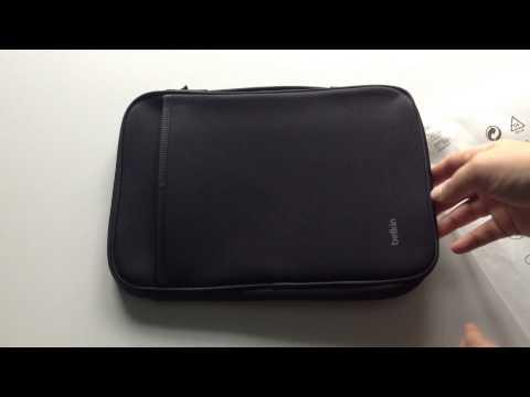 Black Friday Belkin Laptop sleeve