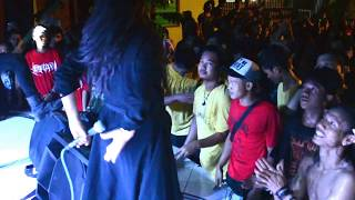Batu Nisan (tangisan kematian) Live Gothic Black Fest III