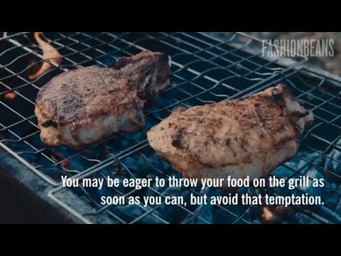 Grilling Mistake You Don't Have To Make, But You Probably Do