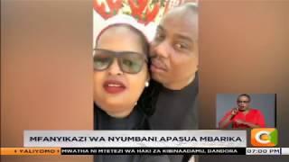 Mfanyikazi wa nyumbani apasua mbarika kuhusu mauaji ya Mary Wambui