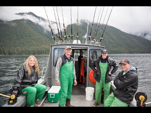 A School of Fish: Reel-world BYU climate research in Alaska
