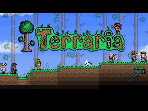 Terraria   How To Easily Kill Arc Wyvern Without Dying [PS3]