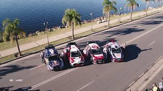 WRC 2017 - DJI Aerial Clip: YPF Rally Argentina
