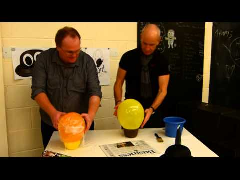 How to Make a Bowler Hat from Cheap Paper Mache -  Part 1
