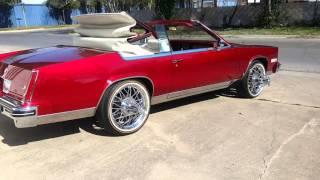 1971 Cadillac Eldorado Convertible Superfly Car