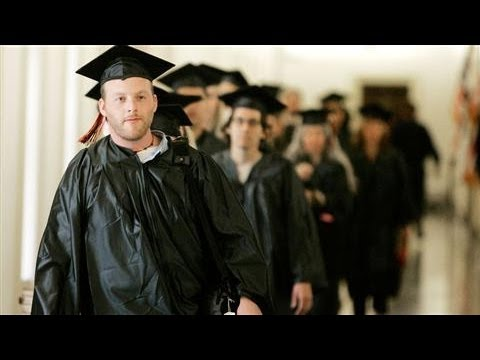 Grad Students Driving the Growing Debt Burden