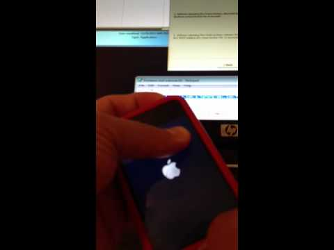 How to jailbreak iPod touch, iPhone, iPad  IOS 5 A4 Untethe