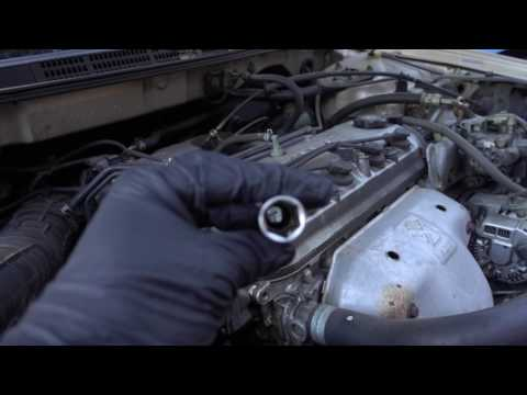DIY How To Replace Spark Plugs and Wires on 1998 to 2002 Accord