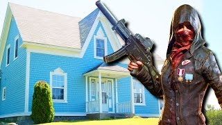 DEFEND THE HOUSE! - Player Unknown