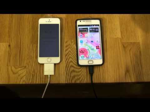Move to iOS - Deutsch Android Handy zu iPhone Wechsel leicht gemacht Deutsch