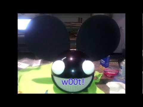 M3LTRON's guide to making a glossy Deadmau5 head
