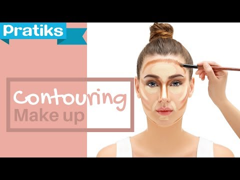 How to contour your face ?