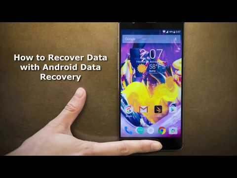 Android Data Recovery: How to Recover Deleted Data from Android