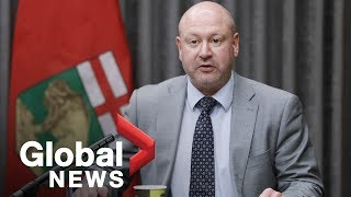 Coronavirus outbreak: Manitoba confirms 9 new COVID-19 cases to surpass 200 in total | FULL
