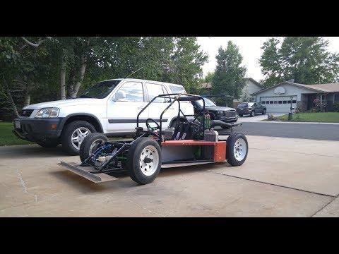 440cc GoKart + Civic Build Updates