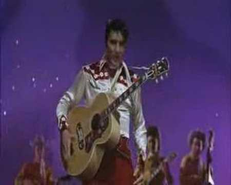Elvis Presley - Teddy Bear - 1957