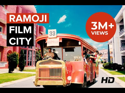 Ramoji Film City, Hyderabad - Full Video Tour
