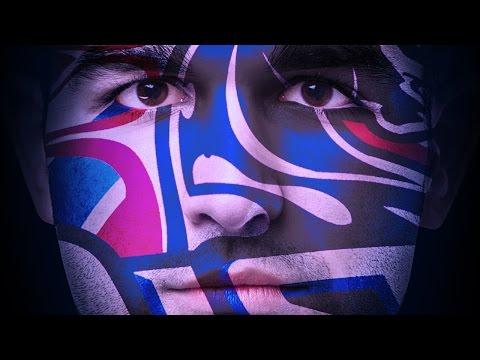 Face Paint - Photoshop Tutorial | Paint Graphics onto a Face