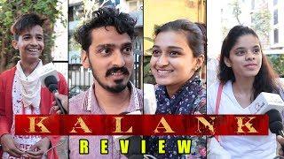 Kalank Movie Review | Evening Show | Varun, Alia, Madhuri, Sanjay, Aditya, Sonakshi