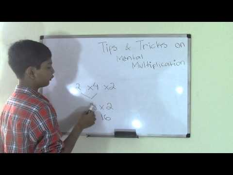 5th Grade Math: Tips and Tricks on Mental Multiplication