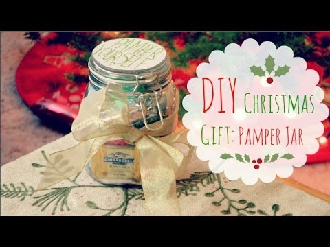 Pinterest inspired kitchen organization easy diy jars labels diy christmas gift idea pamper jar solutioingenieria Image collections
