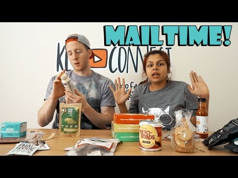 Keto Product Reviews - Real Good Foods Enchiladas, Kuma Shake, Phat Fudge, Live Wraps