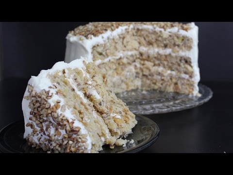 Hummingbird Cake with Michael's Home Cooking
