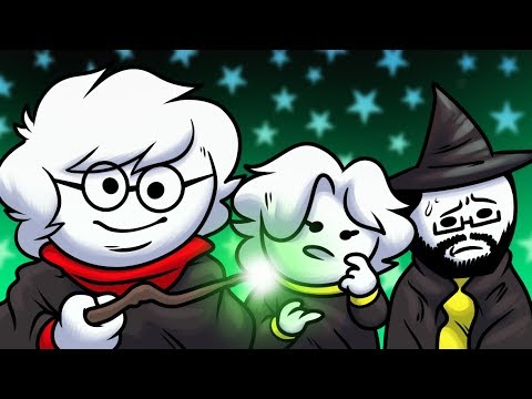 Oney Plays HARRY POTTER ROLEPLAY