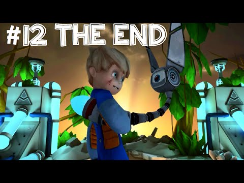 Kick & Fennick PS Vita Indie Game Part 12 Walkthrough/Gameplay CHAPTER 5 THE END, FINALE HD!
