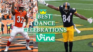 Best Touchdown DANCE CELEBRATIONS of All Time - Best Football Vines Compilation