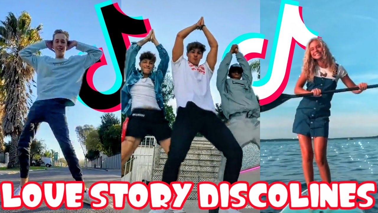 Taylor Swift Love Story Disco Lines TikTok Version Song Dance Compilation