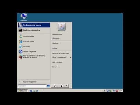 installation et configuRation DNS sous win server 2008